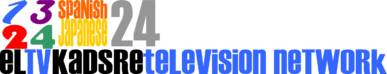 El TV Kadsre Television Network Logo 2010