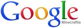 Google Minecraftia Logo 2010