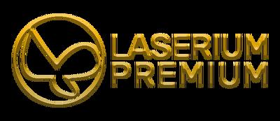 Laserium Premium logo