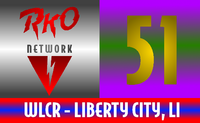WLCR RKO 51 logo 1997