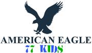 77 Kids Eruowoodian prototype logo
