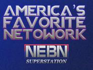 NEBN 86 Ident-American Network (VHS capture)