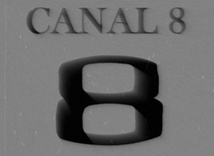 Canal 8 ident 1970-1972