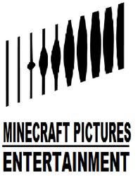 Minecraft Pictures Entertainment Logo