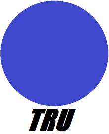 TruTV Logo (2010-2014) (Reality Blue)