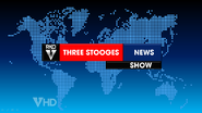RKO Three Stooges News Show open on an episode of This Hour Has America's 22 Minutes