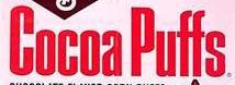 Cocoa Puffs 1962-1973