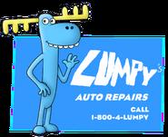 Lumpy auto repairs
