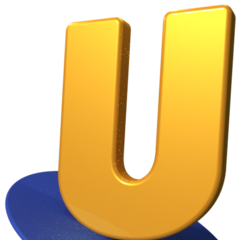 UTV (Northern Ireland) styled as Channel 8 Singapore.