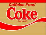 Caffeine Free Coca-Cola (El Kadsre)