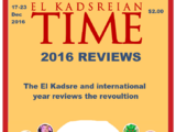 El Kadsreian Time/Magazine covers
