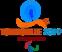 Townsville 2019 Paralympics logo