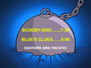 Scooby Doo to Blues Clues