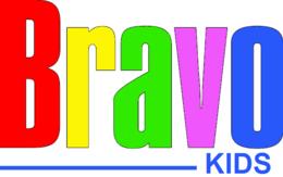 Bravo Kids Minecraftia Logo 1999