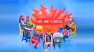 Nickelodeon spoof floating ident - furries