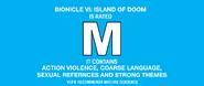 EKFGR Bionicle VI Island of Doom