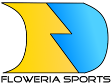 Floweria Sports Logo 1987-2002