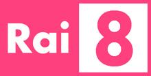 Rai 8 logo