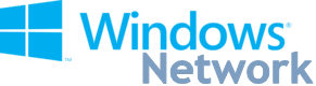 Windows Network Logo Blue