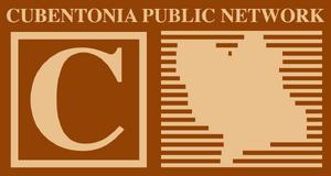Cubentonia Public Network 1989 logo