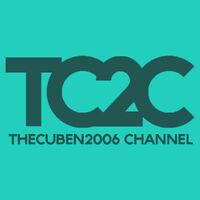 TheCuben2006 Channel Sqaure Logo3