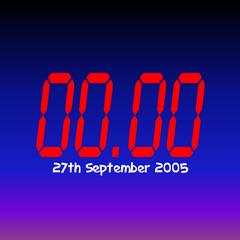 Closeup Screen, Clock 7