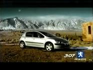 Peugeot 307 TVC 2001