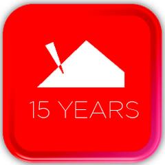 15 Years logo (2012).