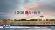 CHAD news open with Lower Thirds