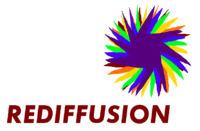Rediffusion current logo