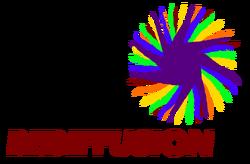 Rediffusion current logo