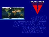 RKO News at Night open 1981
