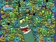 Nicktoons (Sevoria) airing of Plankton's Army (2006)