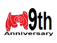 Gametwist 9th Anniversary logo