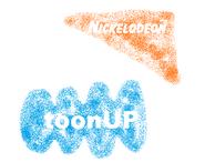 Nickelodeon ToonUp 1996 logo 1