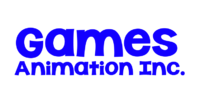 Games Animation Inc Logo 2014
