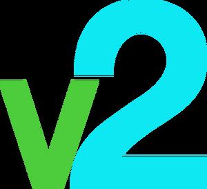 V2 logo 2013