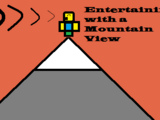 Entertaining with a Mountain View