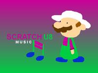 Scratch U8 Music logo