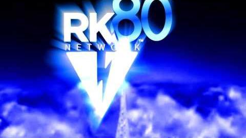 RKO Network 80 years 2010) logo