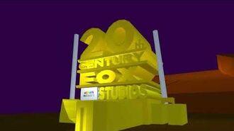 20th Century Fox Ethan's Network Studios Logo