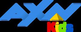 AXN Kids Logo Floweria 2018