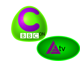 CBBC on atv 2007 logo