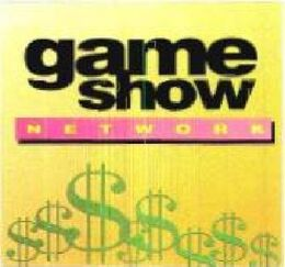Game Show Network Flyer ad Logo
