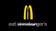 Mcdonalds 2003 logo spoof from thha22m - eat at mcburgers
