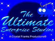 Ultimate Enterprise Studios Logo 1984 Inspector Gadget