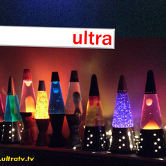 Lava lamps ident, 2001. This used to be Novocom's most creative ident until 2002.