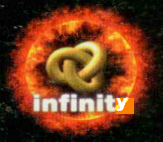 Infinity Minecraftia logo 1998