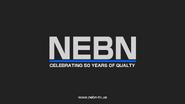 NEBN 67 Ident Anniversary edition