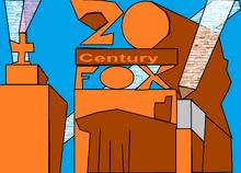 20th Century fox structure